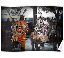 National Championships (Pow Wow Series) Poster