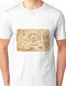Marauder's Map Unisex T-Shirt