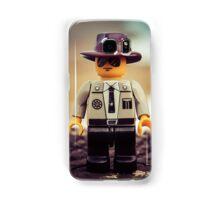 Lego officer Samsung Galaxy Case/Skin