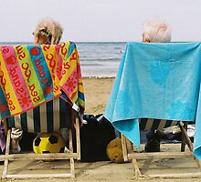 Deckchairs by Jon Tait