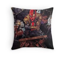 Red Hood - Everyone Has To Start Somewhere Throw Pillow
