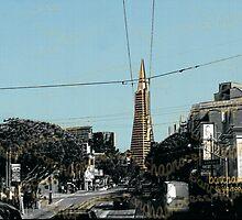 San Francisco's Historic North Beach   barchaProcess by barcha