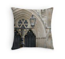 The Minster Throw Pillow