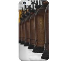 Temple bells iPhone Case/Skin