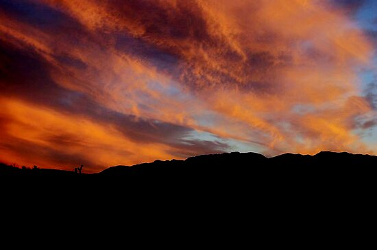 The most dramatic sunset what I have seen by loiteke