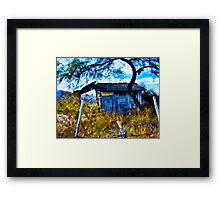 Cheap Real Estate for Sale in Mexico Framed Print