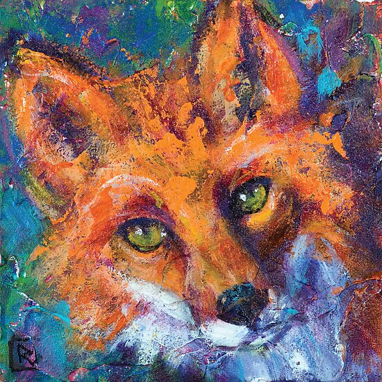 Earth Keeper: Red Fox by Rosemary Conroy
