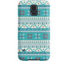 Dotted Christmas Samsung Galaxy Case/Skin