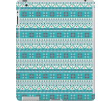 Dotted Christmas iPad Case/Skin