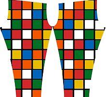 Rubix Cube by dodadue89