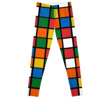 Rubix Cube Leggings