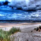 Lelant Beach by mikepom