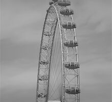London Eye by Dana Kay