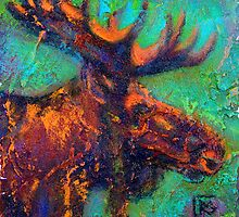 Earth Keeper: Moose by Rosemary Conroy