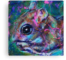 Earth Keeper: Flying Squirrel Canvas Print