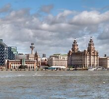 Liverpool's Iconic Waterfront by © Steve H Clark Photography