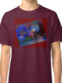 Postcard from Cyberspace Classic T-Shirt