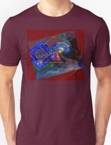 Postcard from Cyberspace T-Shirt