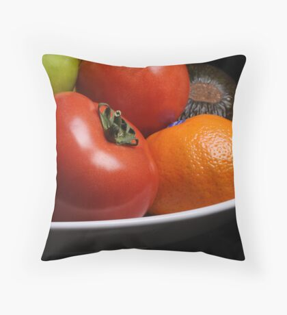 Fruit Throw Pillow