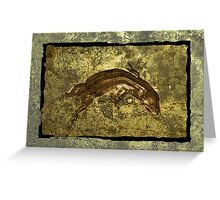 Silurian Greeting Card