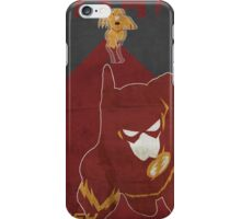 The Fastest Man Alive iPhone Case/Skin