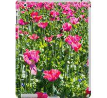 Poppy Field iPad Case/Skin