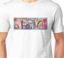 Happy cats 2 T-Shirt