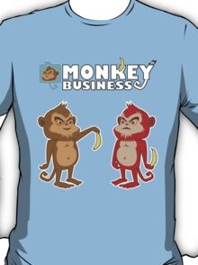 Monkey bussines T-Shirt