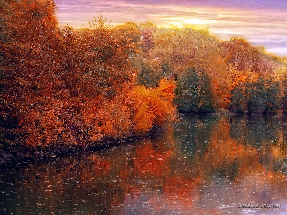 Fall River by Jessica Jenney