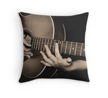 Freestylin' Throw Pillow