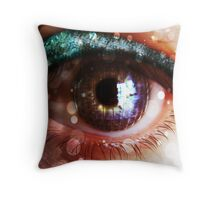 The Dance Floor Beckons Throw Pillow