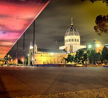 Royal Exhibition Building by Eyal Geiger