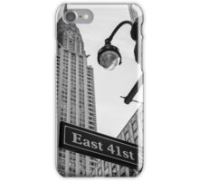 Chrysler Building, NYC iPhone Case/Skin
