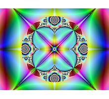 Fractal Art 51 Photographic Print