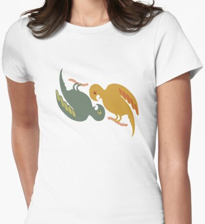 Dos Papagayos Womens Fitted T-Shirt