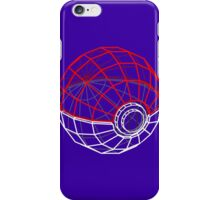 Pokeball 3D iPhone Case/Skin
