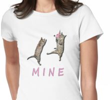 MINE Womens Fitted T-Shirt