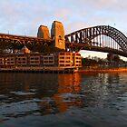 Sydney Harbour Bridge by Mark Bolton