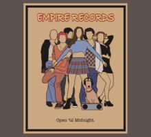 Empire Records - Movie Poster Baby Tee