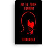 RedBubble Artistic Revolution Canvas Print