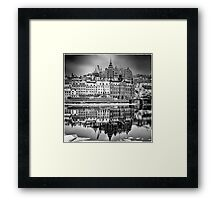 The South Stockholm Framed Print
