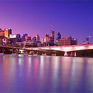 Brisbane by GabrielK