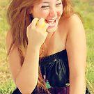 Vintage Smile by SalmaAssal