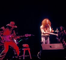 Jethro Tull In Concert by Jim Haley