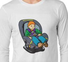 I Am A Nursery Worker Long Sleeve T-Shirt