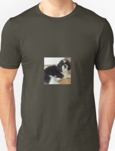 Shih tzu lie down puppy T-Shirt