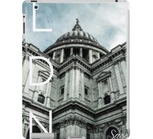 LDN - St. Pauls iPad Case/Skin