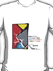 Think Inside The Box T-Shirt