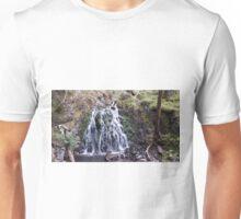 Waterfall Natural Scene Unisex T-Shirt