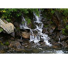 Creek near Alma, Colorado Photographic Print